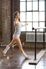 Inner Skinny Girl Gets Barre3 DVD
