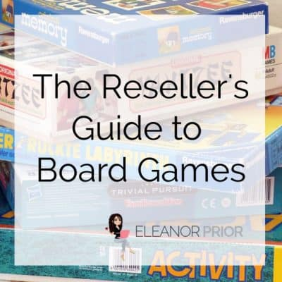 The Reseller's Guide to Board Games