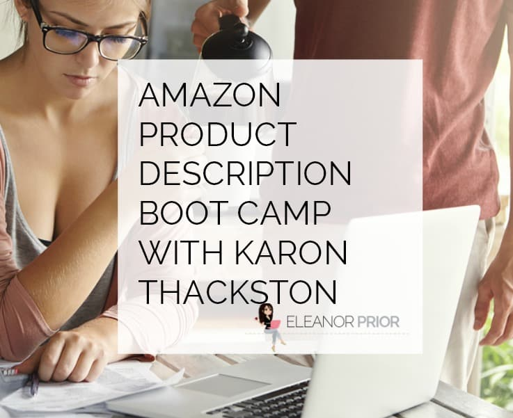Writing compelling Amazon product descriptions is an essential part of a successful sale.