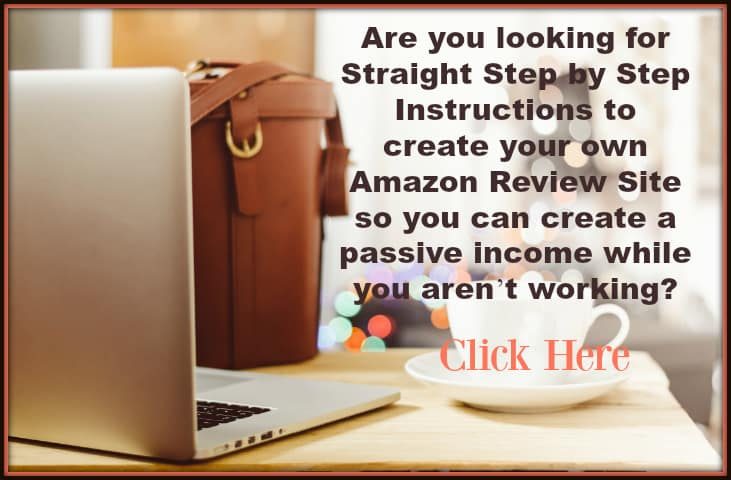 Amazon Reviews Step by Step