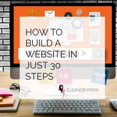 How to build a website the right way in only 30 steps