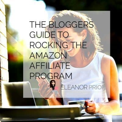 Jessica Larrew – The Bloggers Guide To Rocking The Amazon Affiliate Program