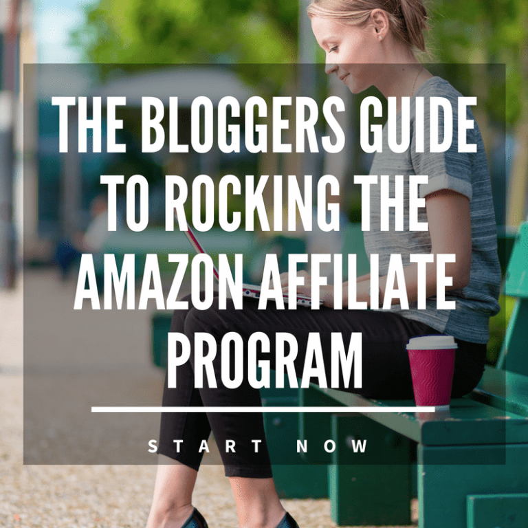 The Bloggers Guide To Rocking The Amazon Affiliate Program