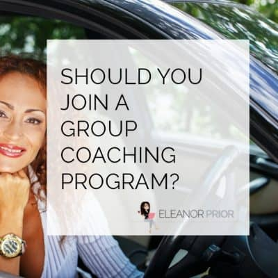 Should You Join a Group Coaching Program?