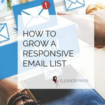 How to Grow a Responsive Email List
