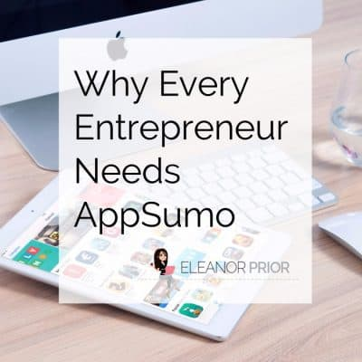 Why Every Entrepreneur Needs AppSumo