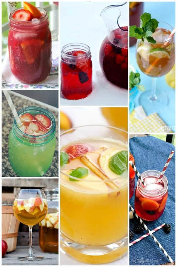 20 Sangria Recipes