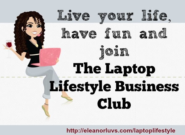 Laptop Lifestyle Business Club