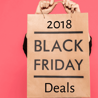 2018 Black Friday Deals