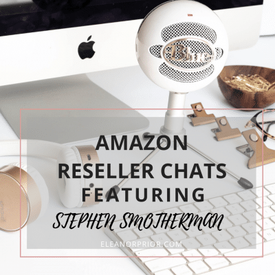 Amazon Reseller Chats Featuring Stephen Smotherman